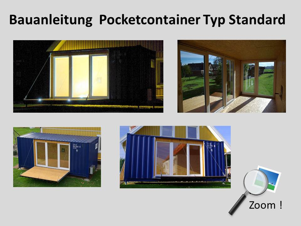 bauanleitung seecontainer mikrohaus wohnen auf kleinstem raum tiny house neu in 2013. Black Bedroom Furniture Sets. Home Design Ideas
